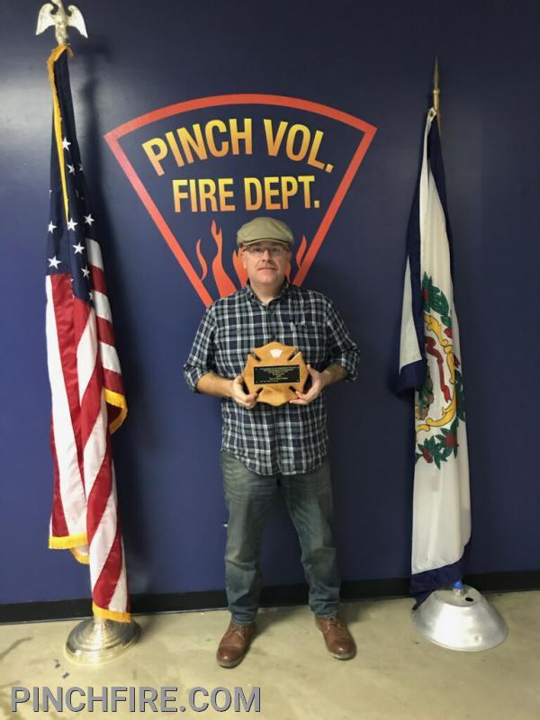Firefighter Scott Lucas